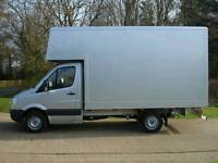 Cheap Man and van Hire London House Removals Office Moving Van Couriers Delivery London Man with Van