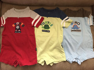 Boys Rompers, 9 months, Carter's
