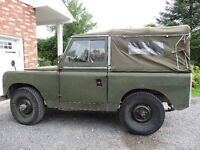 1958 Land Rover Other Other
