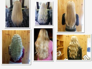 HAIR EXTENSIONS*HALF PRICE OF GL & OURS WILL LAST OVER 1 YEAR Kitchener / Waterloo Kitchener Area image 2