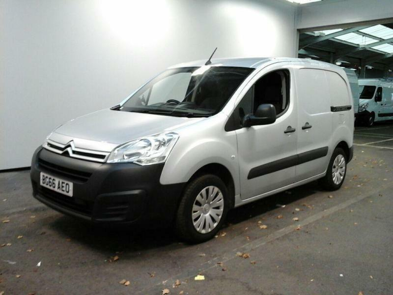 52a78b7655defa 2016 CITROEN BERLINGO 625 BLUEHDI 75 L1 H1 ENTERPRISE SWB LOW ROOF PANEL VAN  DIE