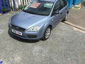 2006 FORD FOCUS 1.6 LX 5dr Auto***3 MONTHS WARRANTY ***FINANCE AVAILABLE