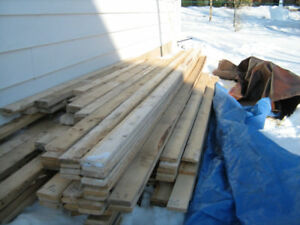 Used lumber for sale