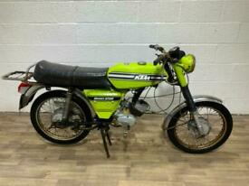 KTM COMET GT50 1973 VERY RARE 50 MOPED FS1 1OWNER SPARES OR REPAIR PROJECT