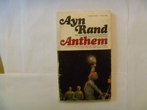 AYN RAND  Paperbacks - 5 to choose from