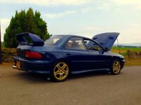 Impreza import wrx cash or swap