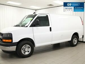 2018 Chevrolet G2500 VAN Cargo Van w/Low Low Mileage!!