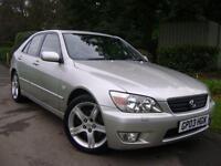 2003 Lexus IS 200 2.0 SE 4dr 4 door Saloon