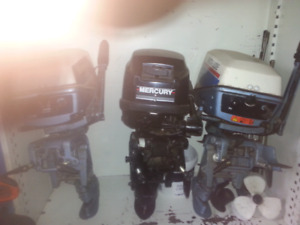 Boat Outboard motors for parts