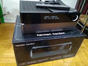 Harman kardon hk3390 stereo receiver