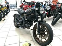 Ducati Scrambler Italia Independent - Rare Only 1077 Made - Sheffield 0114252545