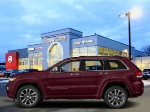 2018 Jeep Grand Cherokee   - Leather Seats - *