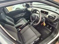 2016 Silver Citroen C4 Cactus 1.6 Hdi Flair 5 Dr Hatchback 24000 Miles FSH