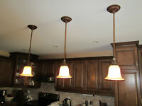 3 kitchen island fixtures