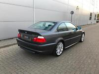 2006 06 reg BMW 320cd M Sport Coupe + 320 cd + Nice spec + Facelift