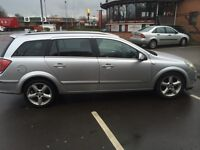 Astra 1.7 cdti estate sri £375