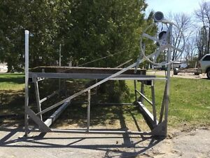 3000 cantilever boat lift