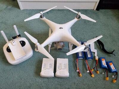DJI Phantom 4 Pro + Battery Mod! Camera Drone