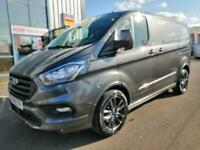 2018 Ford Transit Custom 290 L1 2.0 TDCi 170ps Low Roof Sport Van Van Diesel Man