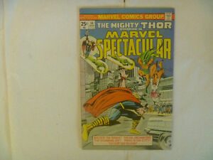 MARVEL SPECTACULAR #s 14 & 16 Featuring Thor