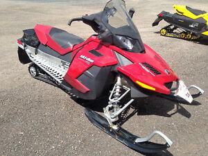 2009 GSX Limited 1200 4-Tec Ski-Doo