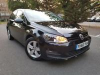 2016 Volkswagen Golf 1.6 TDI BlueMotion Tech Match Edition DSG (s/s) 5dr