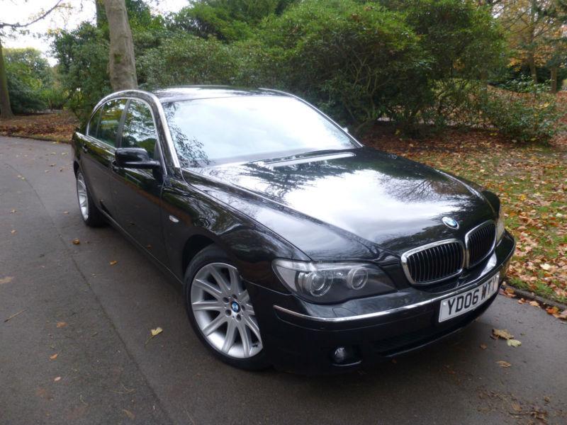 2007 BMW 740 40 Li LONG WHEEL B LIMOUSINE79K MILESHUGE SPEC