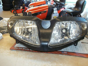 USED SUZUKI SV650s and SV1000 HEADLIGHT ASSY>