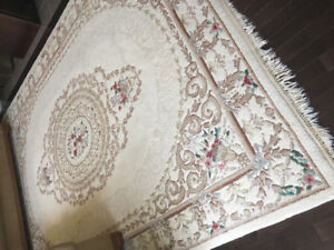 Indian Persian rug 100% wool, hand knotted