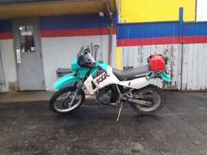 1994 KLR650 for sale or trade