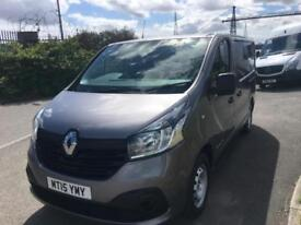 Renault Trafic 1.6dCi Energy Low Roof Van SL27 120 Business+ PANEL VAN