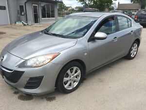 2010 Mazda Mazda3 New Safety From Canadian Tire - Clean Title