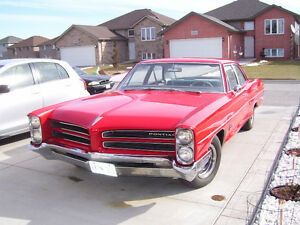 1966 pontiac catalina trade for a harley davidson