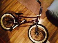 Custom Bmx 600 obo