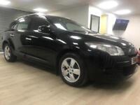 Renault Megane 1.5dCi ECO Dynamique Tom Tom BLACK DIESEL £20 ROAD TAX WARRANTY