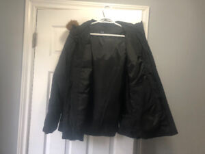 Gap downfilled coat size large