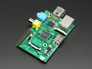 Raspberry Pi Modèle B 512 Mo RAM