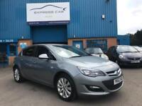 2012 Vauxhall Astra 2.0 CDTi ecoFLEX 16v Elite Hatchback 5dr Diesel Manual