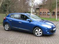 Renault Megane 1.6 VVT Dynamique Tom Tom SAT NAV**LOW MILEAGE**1 PREV OWNER**