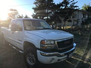 2007 gmc 2500 low kms