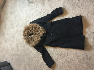 Bebe jacket, winter coat, holy renfew pearla, north face bag
