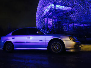 2002 Subaru Legacy Gt limited Berline