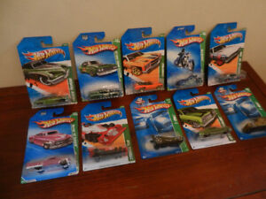 Hot Wheels Treasure Hunts Various Years Lot