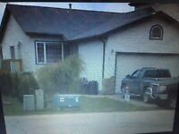 3 bed 2 bath attached garage