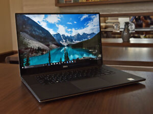 Dell XPS 15 9560 Ultrabook Laptop - 4K touch - i7