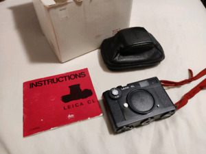 Leica CL Mint condition