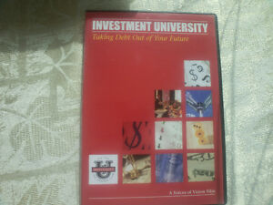 INVESTMENT UNIVERSITY - TAKING DEBT OUT OF YOUR FUTURE