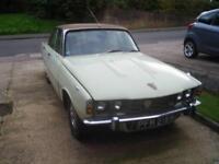 Rover 3500s v8