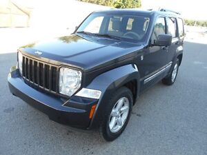 2009 Jeep Liberty Auto 4x4 139000KMS Comes With Inspeciton