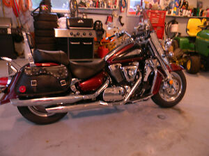 For Sale - One owner - Suzuki Intruder 1500LC *PRICE REDUCED* OB